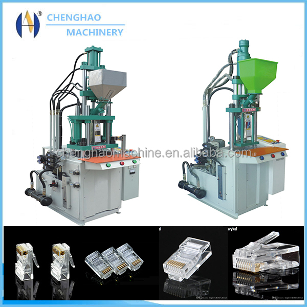 RJ11 Telephone Connector making machine