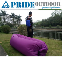 Air Bed Inflatable Banana Inflatable Single Air Lazy Boy Sofa Chair