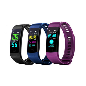 health sleep monitor heart rate ip67 waterproof bluetooth smart bracelet y5