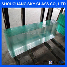 2mm 3mm 4mm 5mm 6mm Cut Square Hole Float Glass Price