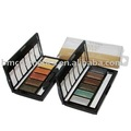 six colors wet eye shadow