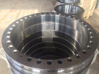 GCr15/SAE52100 Forging Bearing Steel Ring for sale