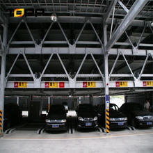 carpark vertical smart car parking space management system smart card parking system