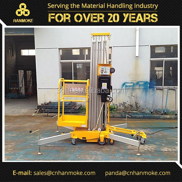 10m Portable Vertical Personnel Lift