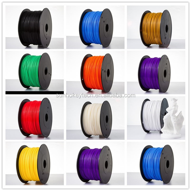 Ships from Russia Multicolor 3D Printing Filament <strong>ABS</strong> PLA1.75mm Filament for 3D Printer