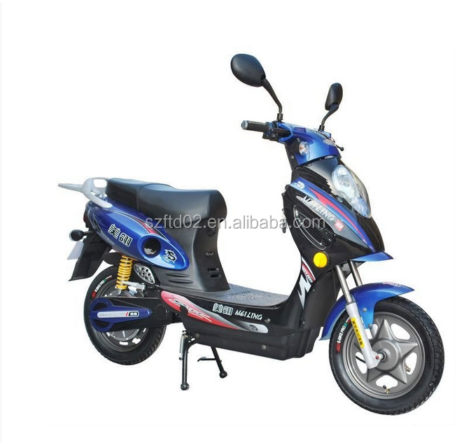 48v 500w electric scooter best price hot sale 2 wheel electric motorcycle