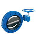 DIN/API standard double eccentric flanged butterfly valve wholesale