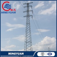 Super quality best selling self supporting tubular steel tower