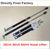 Fit TOYOTA RAV4 2014-2016 RAV4 Bonnet Hood Gas Strut Lift Support