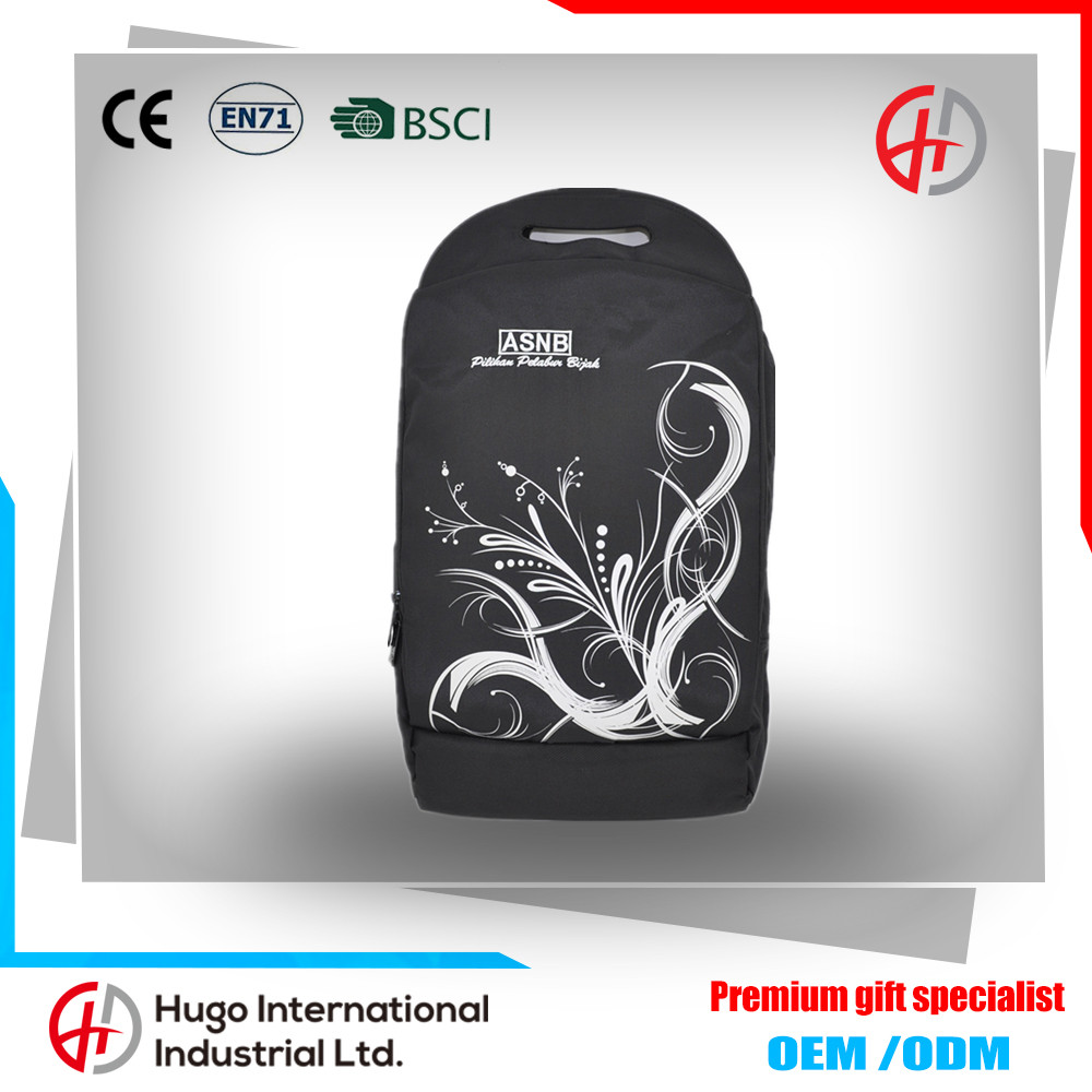 China supplier good quality latest protective waterproof leisure laptop backpack bags
