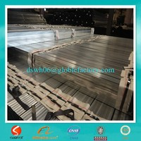 ASTM welded hot dip galvanized steel pipe for construction and structure