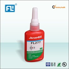 FL 277 Anaerobic Thread Locking Sealant/Adhesive for Permanent Locking