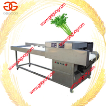 Fast Speed Celery Root Cutting Machine/Vegetable Root Cutting Machine