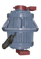 11KW Vertical Flanged Vibration Motor for vibratory finishing/burnisher machine