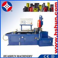 HS-MC-400NC alibaba china hot sell automatic pipe thread cutter