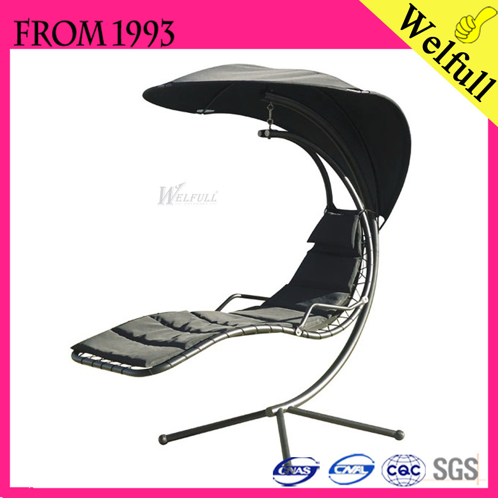 China Balcony Patio Garden Swings Chair / Garden Swing Bed / Garden Bed