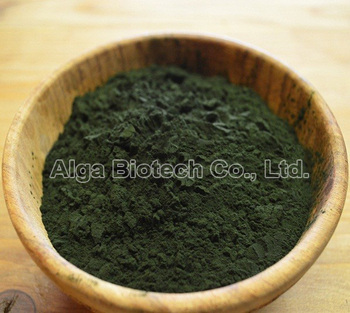 Hot sale food supplement and dietary spirulina powder in China