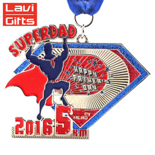 Free Sample Factory Direct Custom Zinc Alloy Award Souvenir Chinese Gift Medal