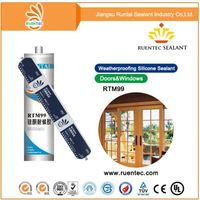 Construction Material Jorle 310ml Kitchen Acid Cure Silicone Sealant