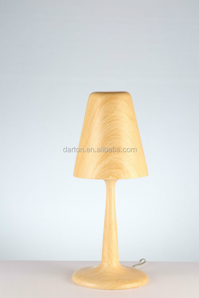 Ancient Style and high quality antique wood lamps
