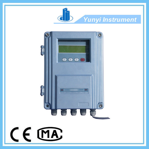 Liquid RS485 waste water flow meter