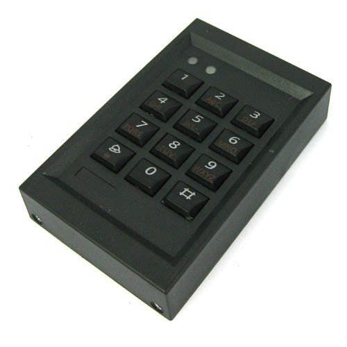 KEYPAD DOOR CONTROLLER WITH RFID
