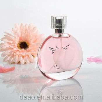 OEM/OBM/ODM Private Label Designer Perfume Wholesale my heart perfume 50ml China Supplier natural spray perfume
