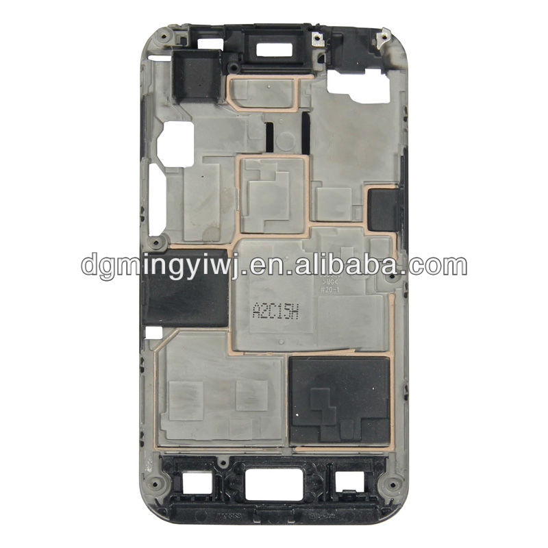 Aluminum die casting for new mobile phone shell in 2013 with CNC machining made in China