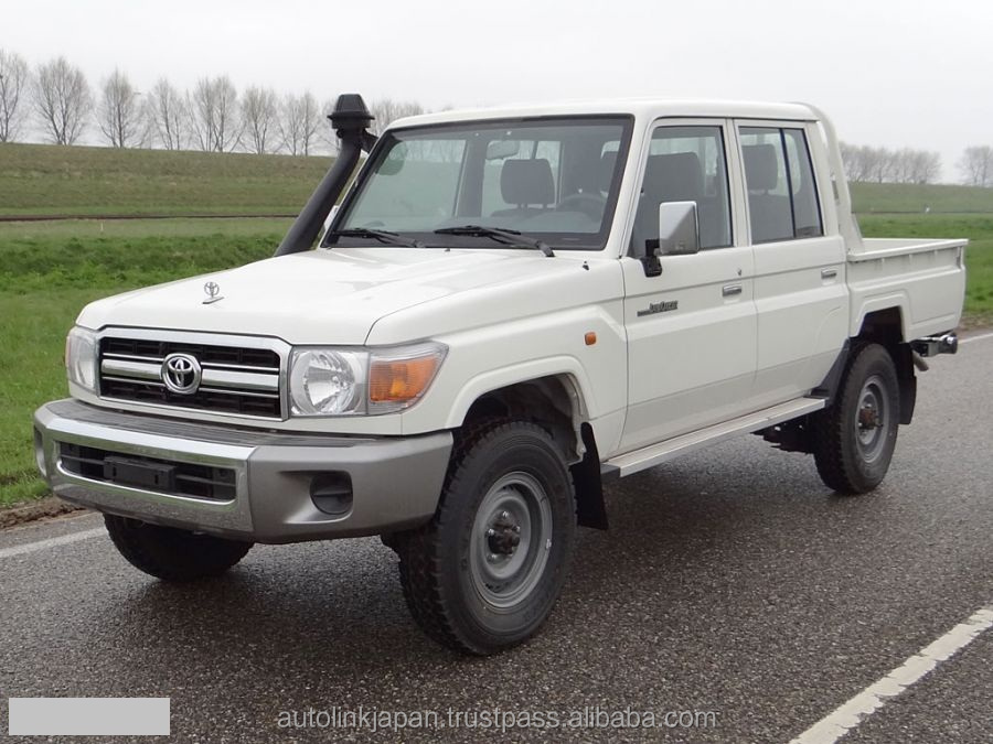 2013 TOYOTA Land Cruiser HZJ79L/R 4x4 pick up double cab - 22685SL/R