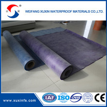 high moisture breathable house wrap/roofing membrane