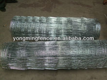 Steel wire mesh 800mm high 50m length
