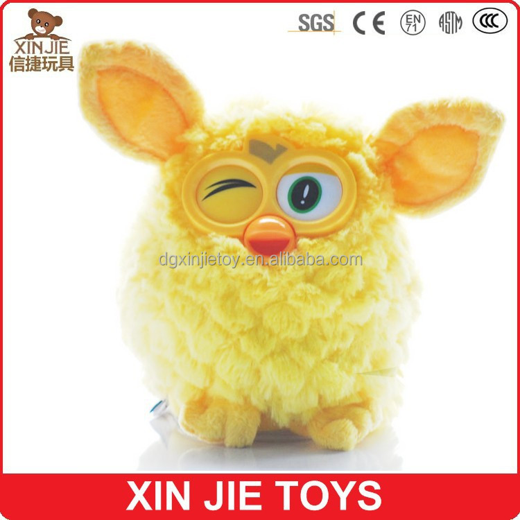 good quality musical plush animal toy new style electronic plush animal toy stuffed animal toy with sound clip