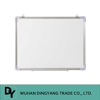 Double side magnetic dry erase all kinds of sizes writing whiteboard