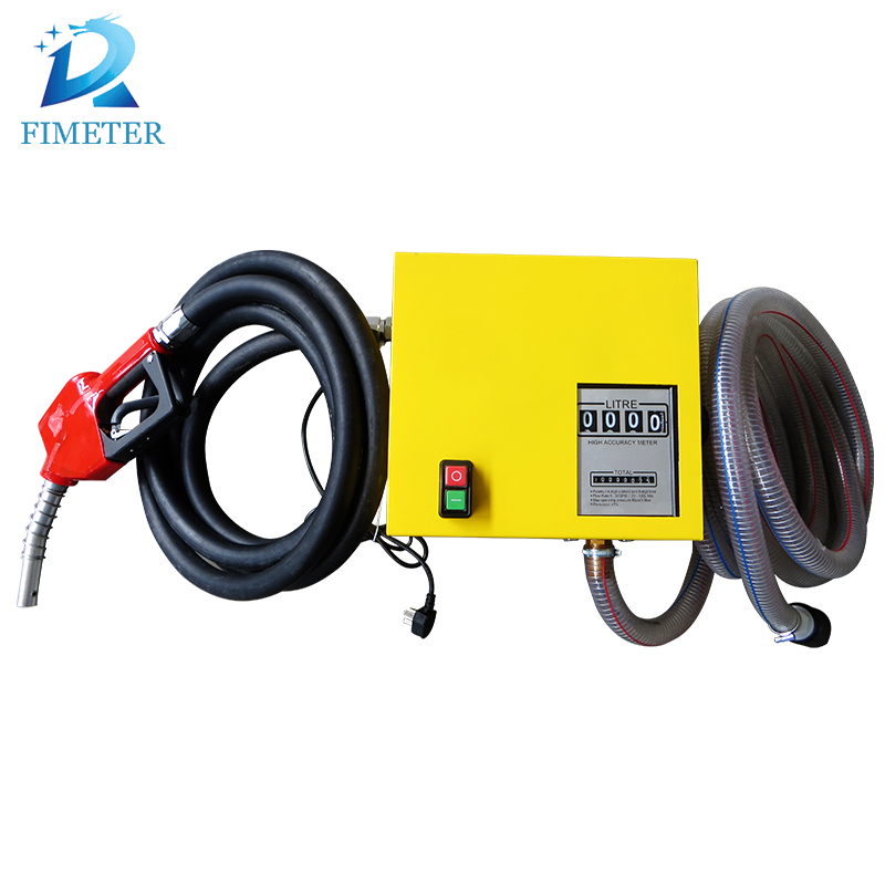 220V AC mini diesel <strong>electricity</strong> mechanical kerosene 220v small fuel dispenser