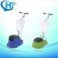 175rpm multi-function brushing floor cleaning machine