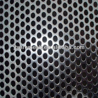 Punching Hole Wire Mesh/Stainless Steel Perforated Plate