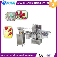TKD95 BALL LOLLIPOP DOUBLE TWIST WRAPPING MACHINE