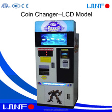 Hot sales Coin Dispenser Machine Change Money Cash Exchange Machine for coin operated games