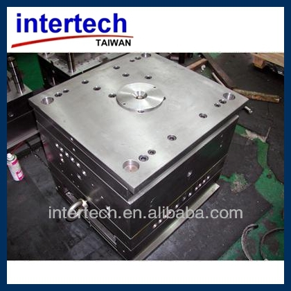 Plastic injection mold making of plastic box