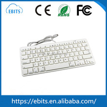For iPad iPhone New Slim Wireless Keyboard