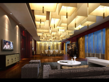 Bisini professional 3D interior and exterior design