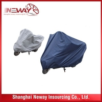 Made in china hot sale rain protection motorcycle cover
