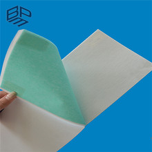 100 polyester interlining white spunlace nonwoven fabric