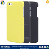 essential oil carrying hard plastic rubber case for iphone 5 5s