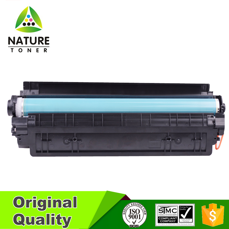 compatible new black toner cartridge 12A (Q2612A) for HP printer