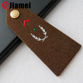 Custom design military uniform shoulder plastic epaulet
