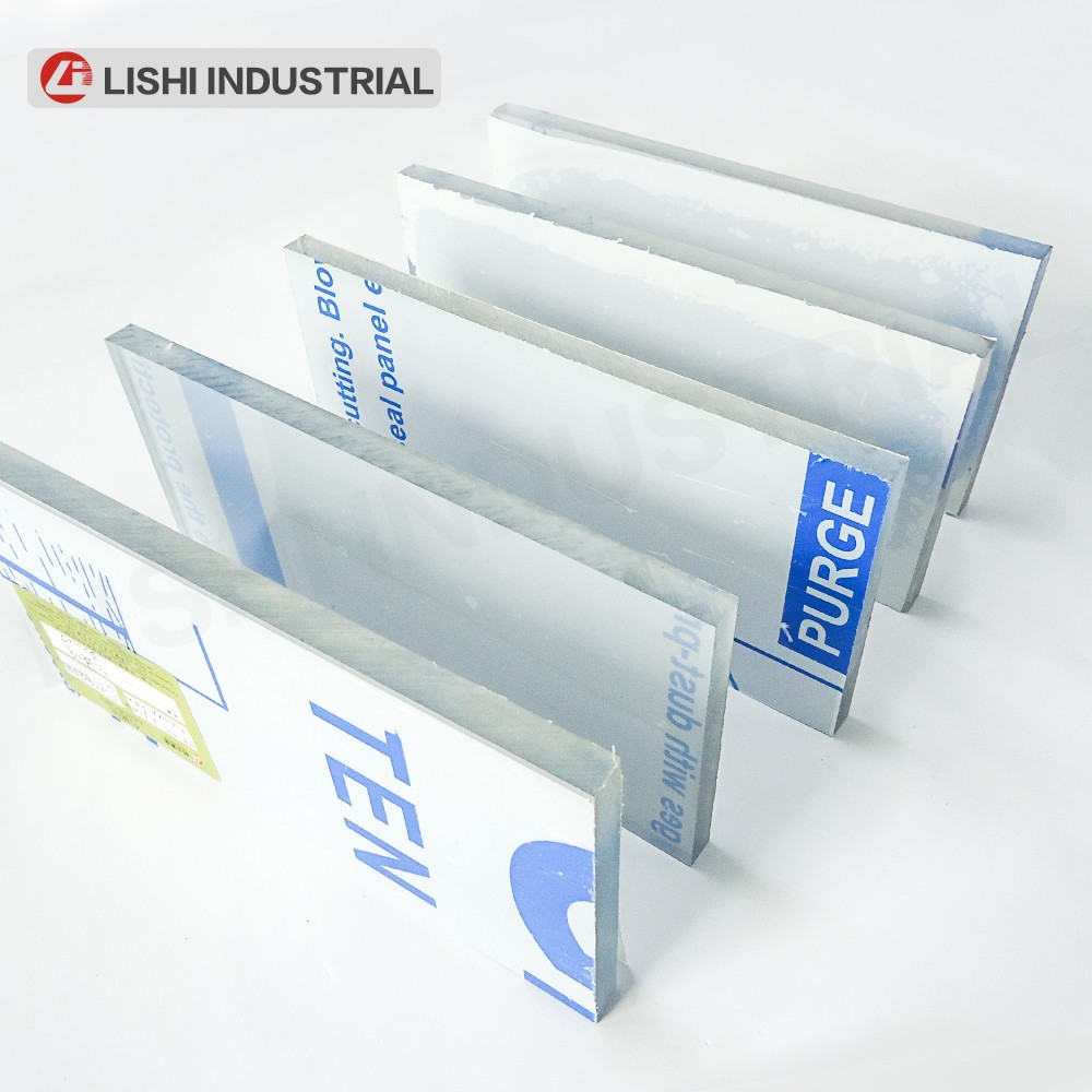 Transparent 4X8 Sheet Plastic Solid Polycarbonate Sheet Price
