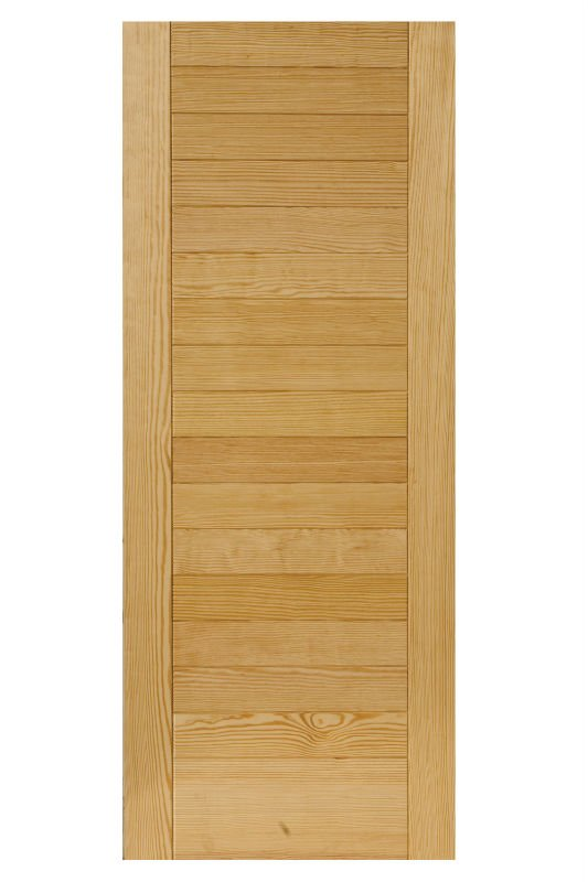 Solid wood doors for interior and exterior