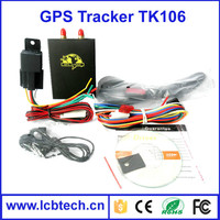 Car GPS Tracker TK106 google maps gps car tracking system with low price