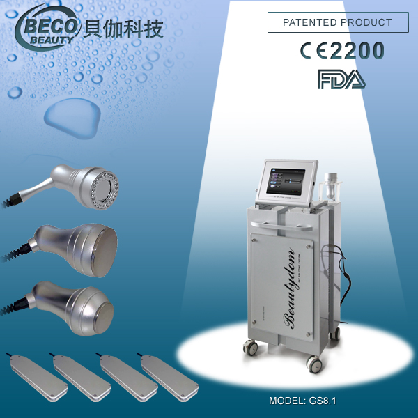 Beco fat elimination slimming beauty equipment